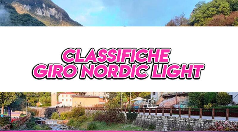 Classifica Giro Nordic
